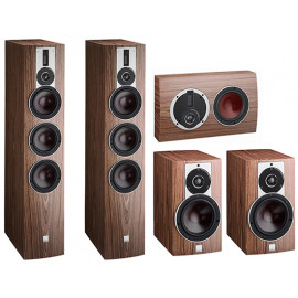 Dali Rubicon 8-2-LCR set 5.0 American Walnut